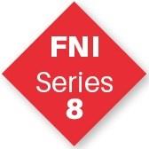 FNI 8 SERIES logo