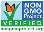 Non-GMO verified products logo